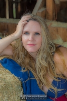 A Cowgirls Sunny Side…  Rebecca Fairbanks